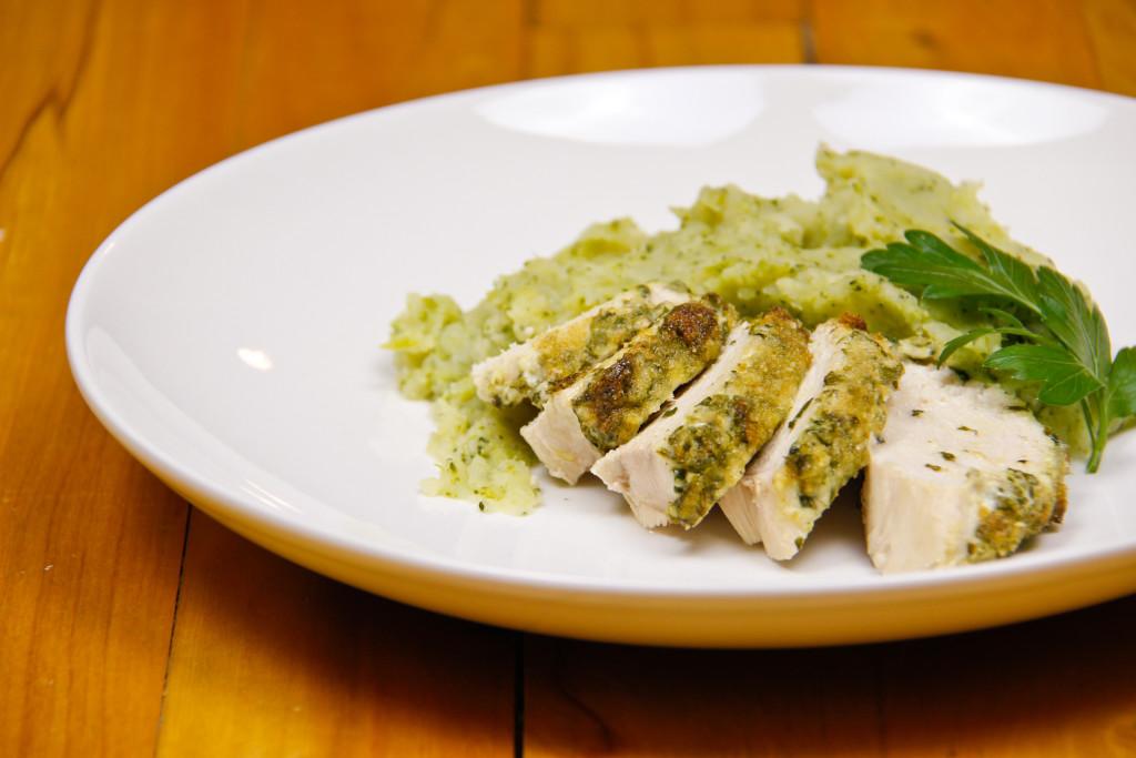 poulet parmesan 2