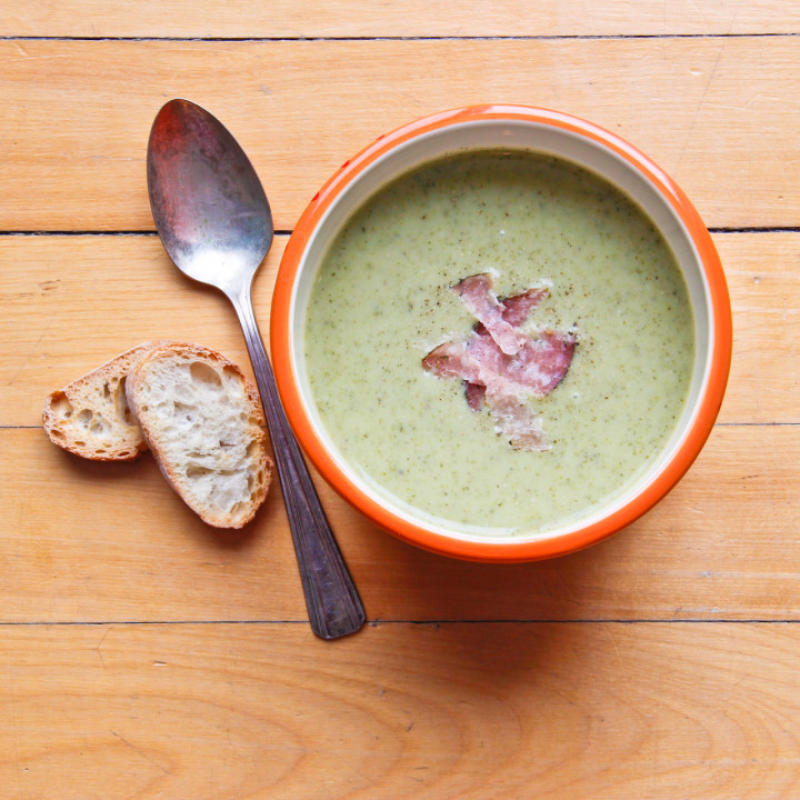 soupe brocoli 5