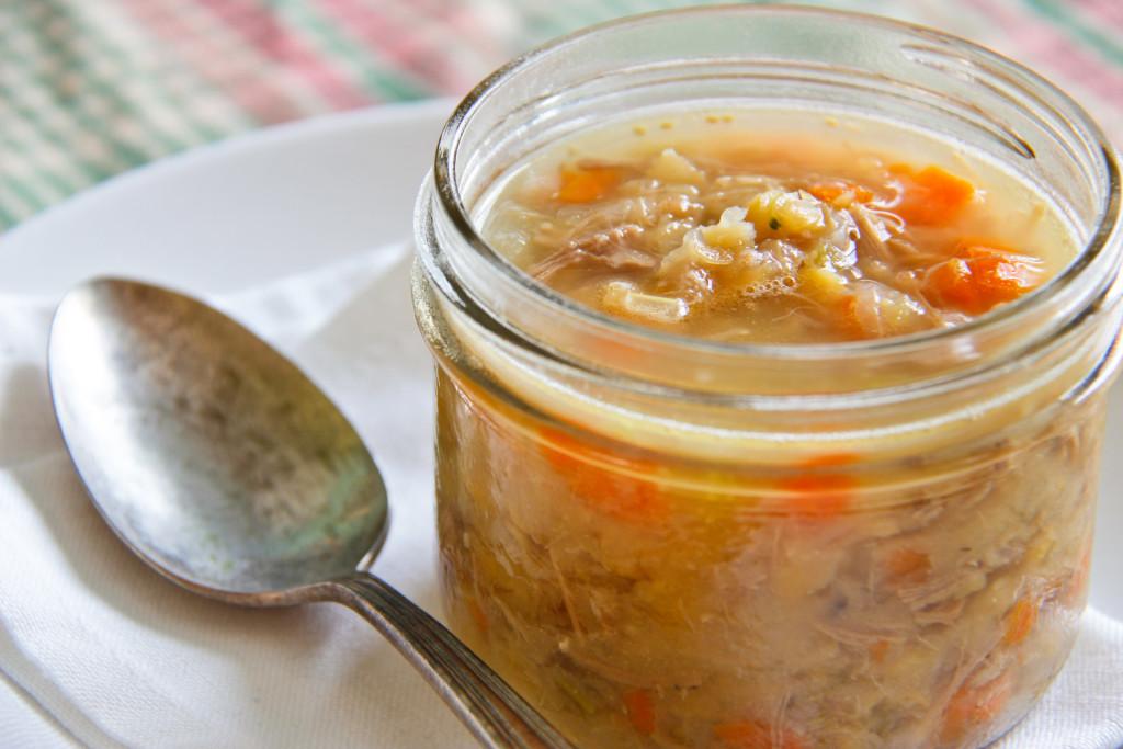 soupe pois