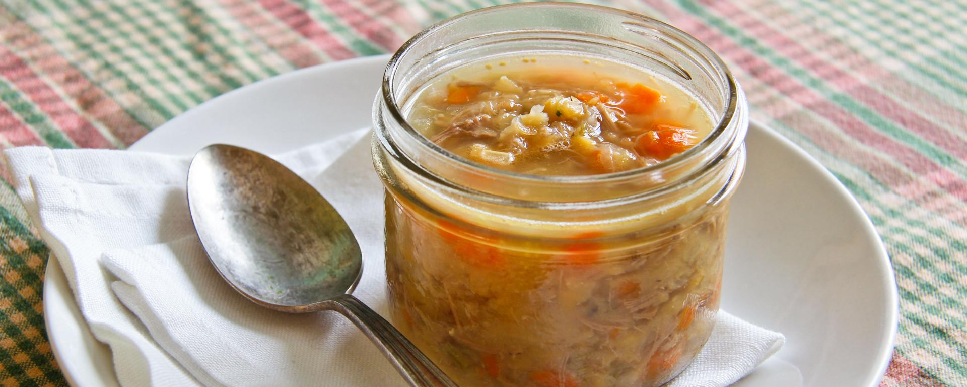 soupe pois 2