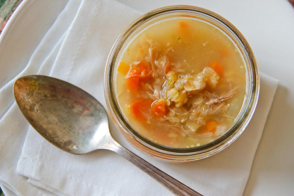 soupe pois 6